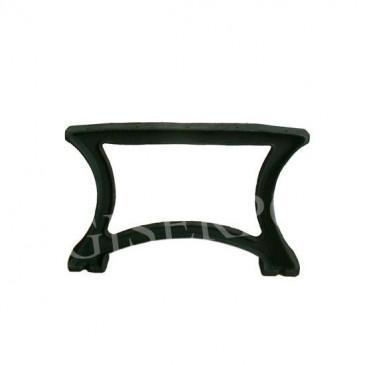Litinová lavička - LUCIÁNA -taburetka - nr.20 - cena za 2 ks-pár