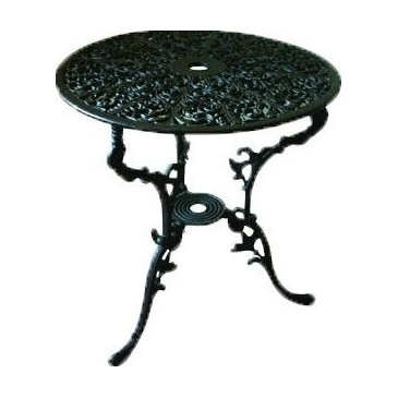 Stůl litinový CURYCH - kulatý