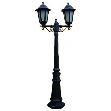 Lampa litinová venkovní nr.2. - 1600 mm