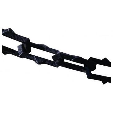 ZAHRAZOVACÍ - řetěz litinový - cena za 1 m
