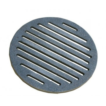 Rošt  grilovací kulatý 330 / 10 mm