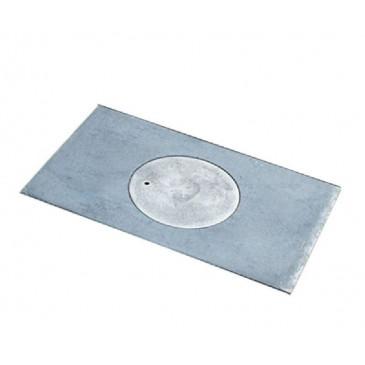 Litinová kamnová plotna COMFORT 405x240 - nedělená 1 otvor