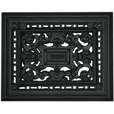 Mřížka ventilační - 3534-černá