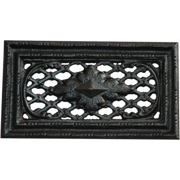 Mřížka ventilační - 3518a-černá