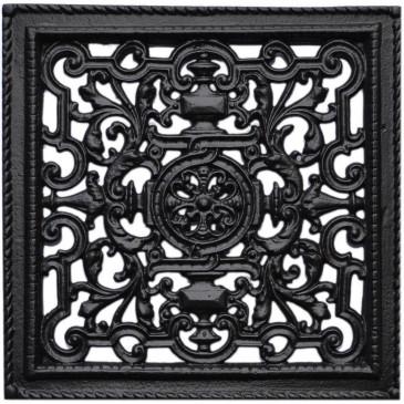 Mřížka  ventilační  - 3514-černá