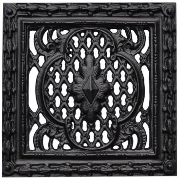 Mřížka ventilační - 3518-černá